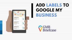 GMB Labels