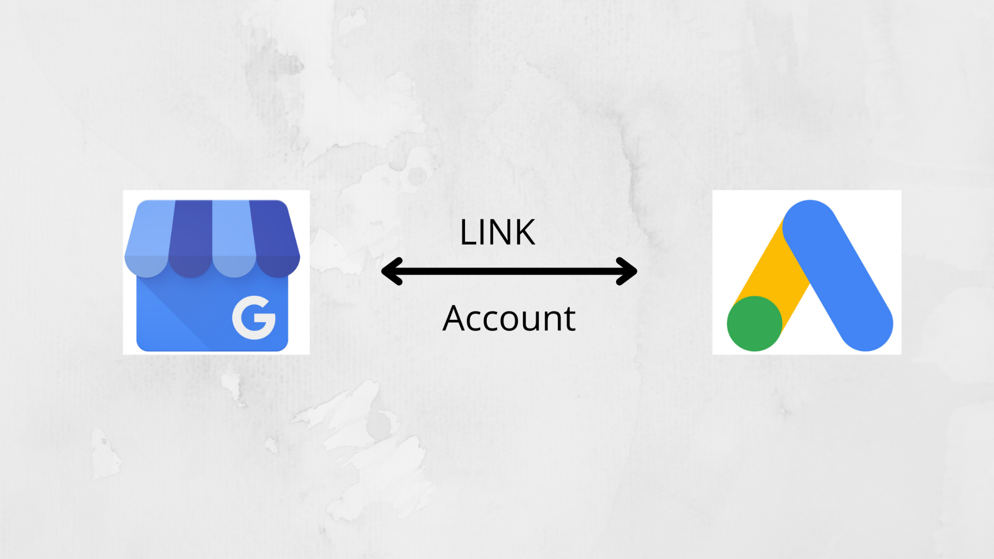link adwords to google my business