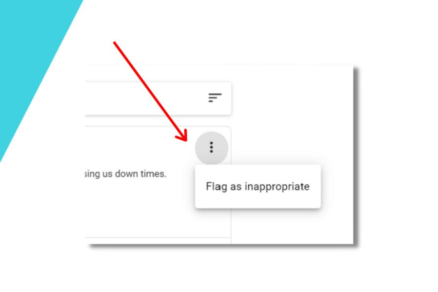 google-review-management-flag-in-appropriate-to-negative-reviews